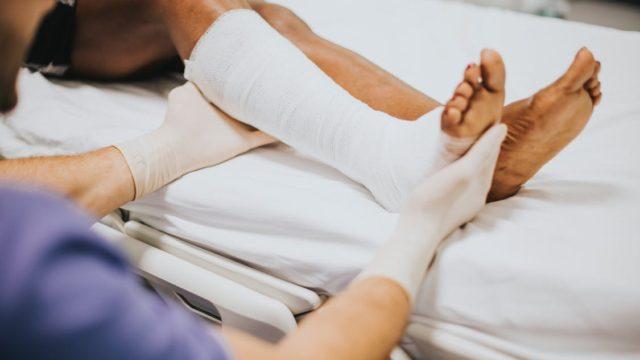 アキレス腱の検査方法